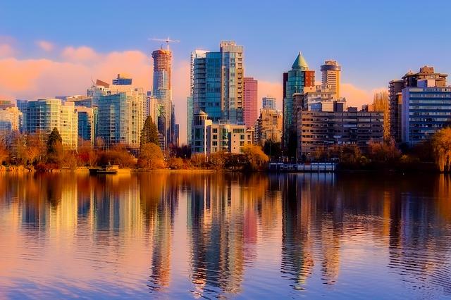 Canada, Vancouver, City
