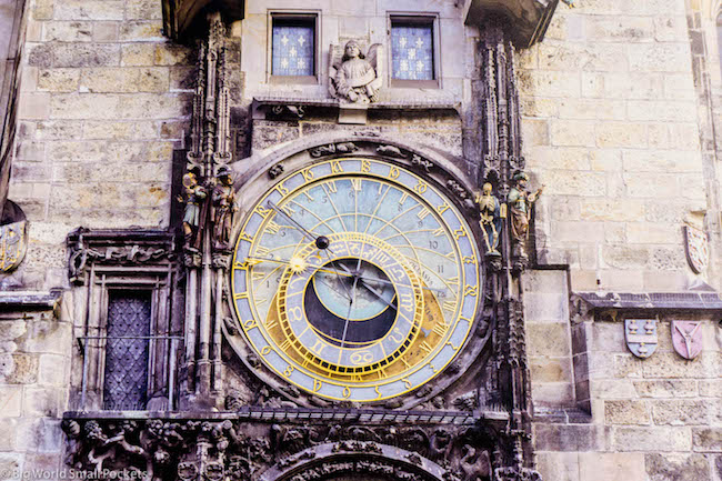 Czech Republic, Prague, Astronomical Clock