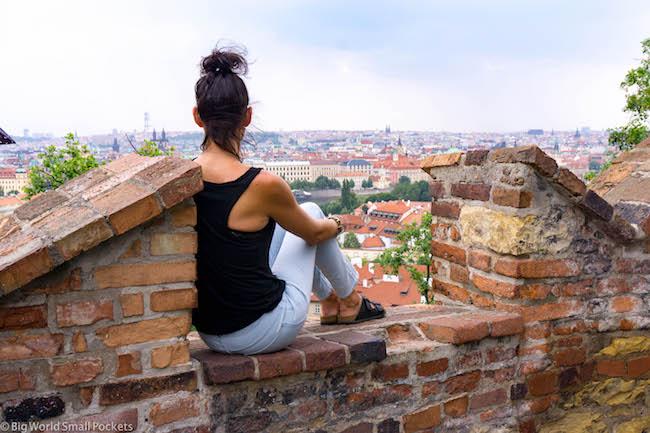 Czech Republic, Prague, Me