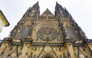 Czech Republic, Prague, St Vitus Cathedral