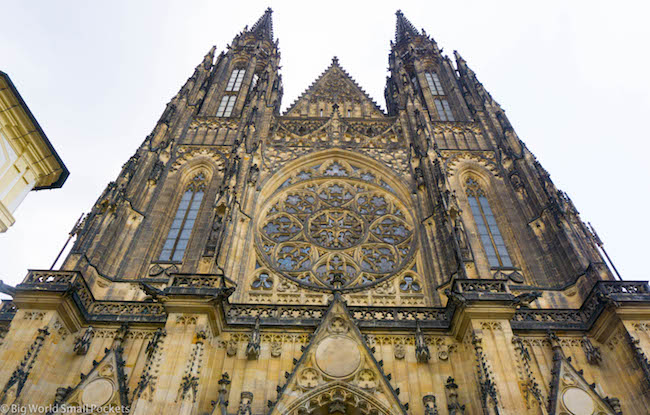 Czech Republic, Prague, St Vitus Cathedral