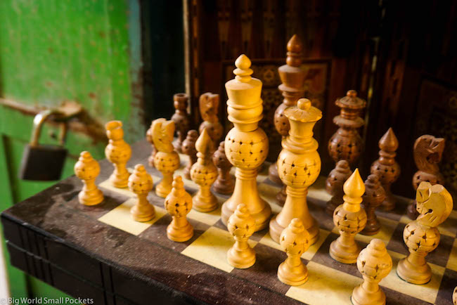 Israel, Jerusalem, Chess