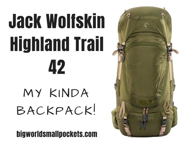 Jack Wolfskin Highland Trail 42