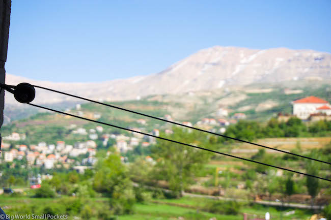 Lebanon, Qadisha Valley, Views