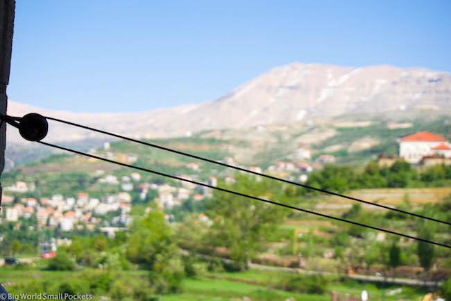 Lebanon, Qadisha Valley, Views