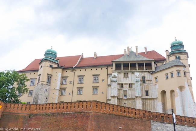 Poland, Krakow, Castle