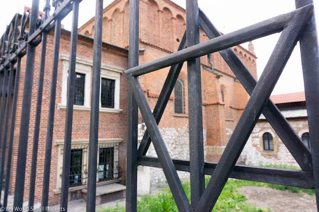 Poland, Krakow, Old Synagogue