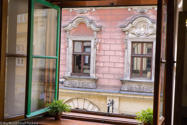 Poland, Krakow, Tutti Frutti Hostel