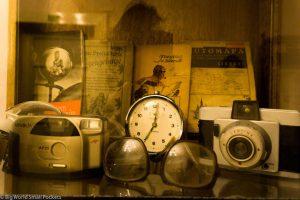 Prague, Dakura Hostel, Vintage