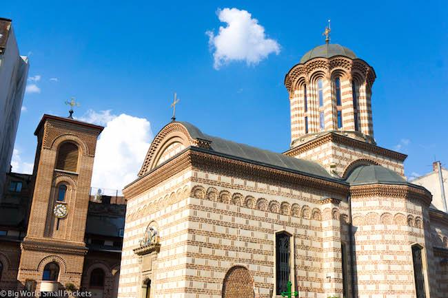 Romania, Bucharest, Orthodox Church