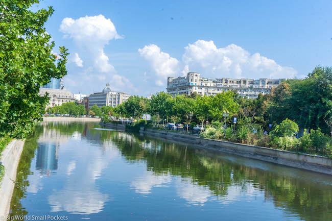 Romania, Bucharest, River