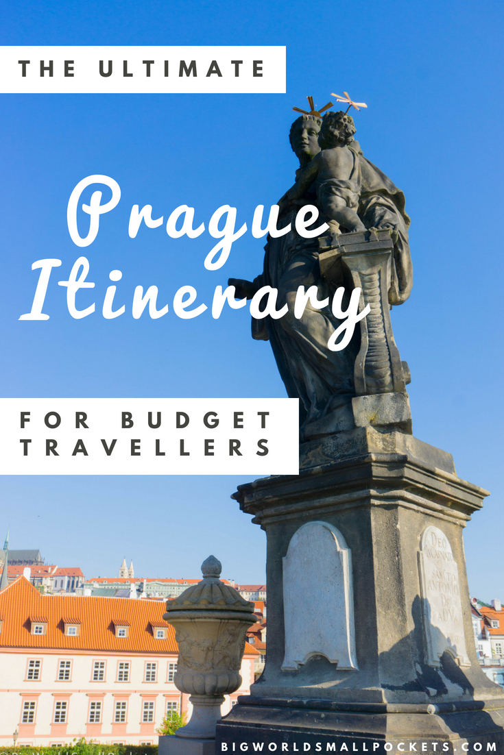 The Ultimate 48 Hour Prague Itinerary for Backpackers {Big World Small Pockets}