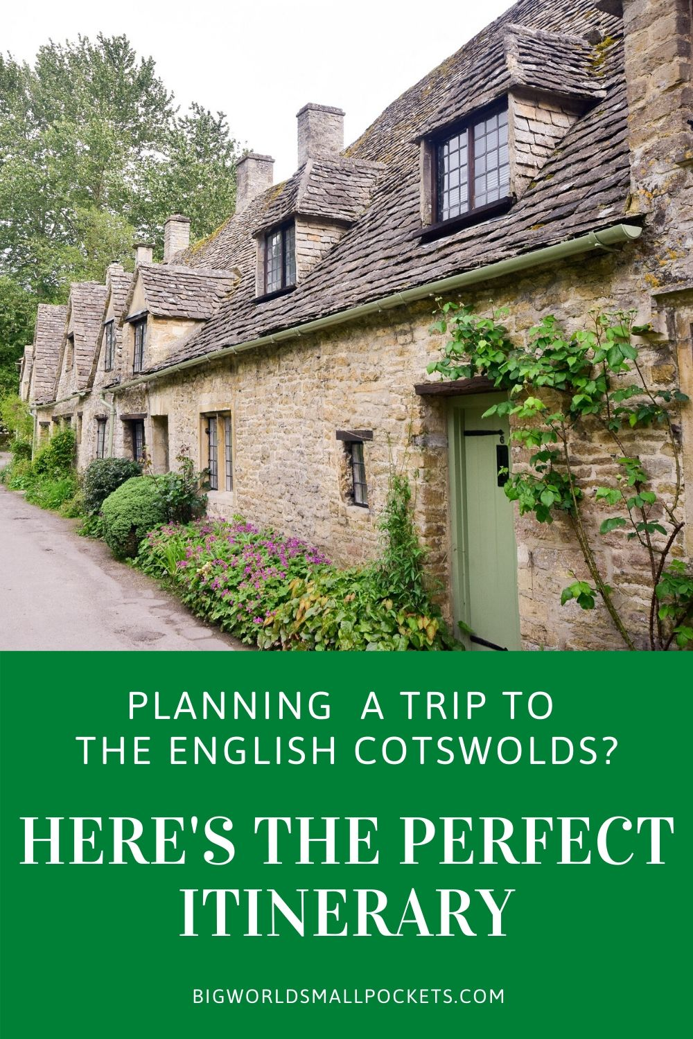 Travelling to the Cotswolds in England? Here's the Perfect Itinerary