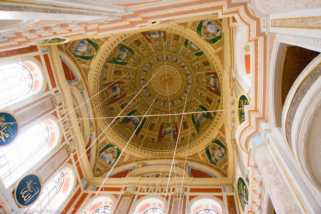 Turkey, Istanbul, Ikahoy Mosque