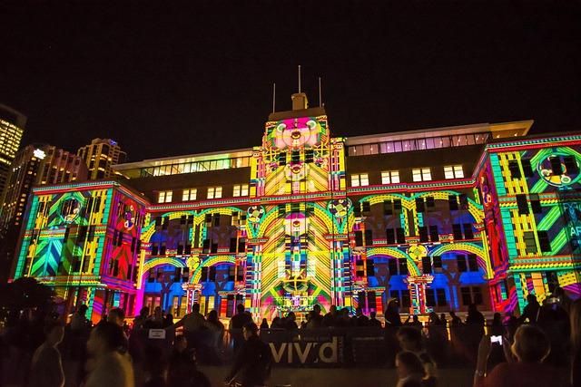 Australia, Sydney, Exhibition