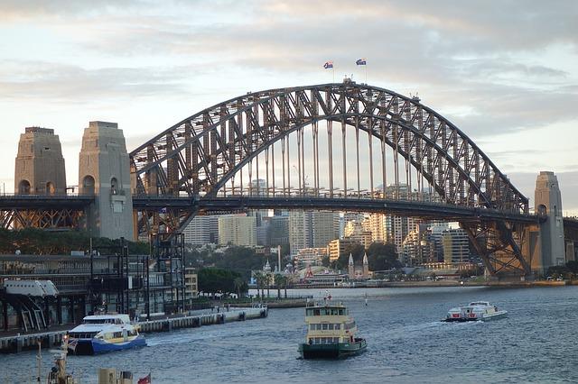 Australia, Sydney, Ferry