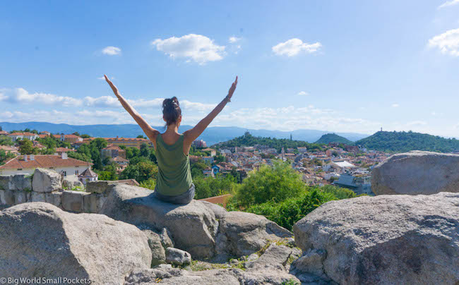 Bulgaria, Plovdiv, Lookout