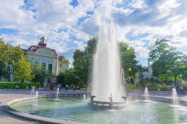 Bulgaria, Plovdiv, Municipality Building