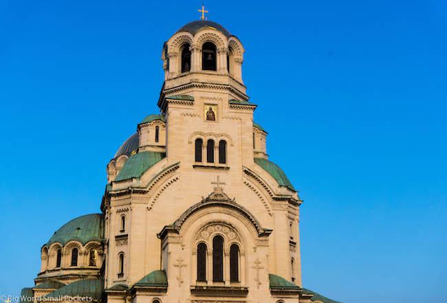 Bulgaria, Sofia, Aleksander Nevski Cathedral