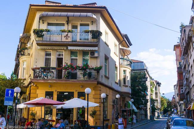 Bulgaria, Sofia, Hipster Quarter