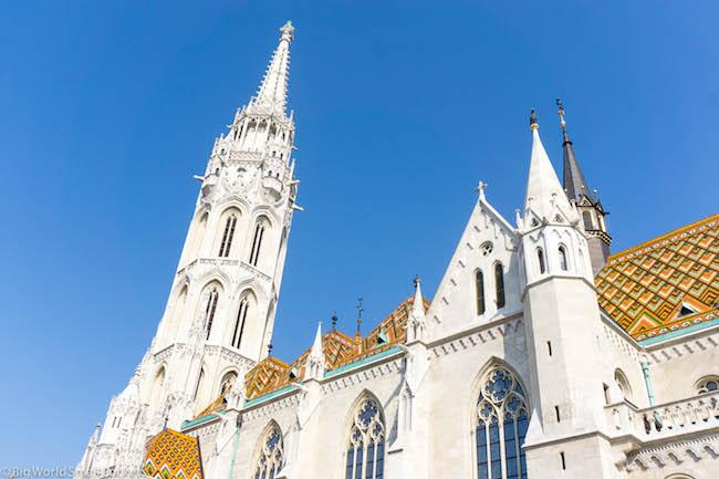 Hungary, Budapest, Bastion