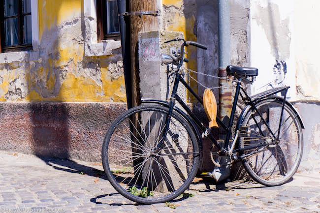 Hungary, Budapest, Bicycle