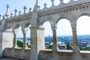 Hungary, Budapest, Buda View