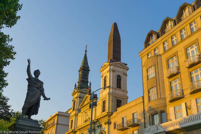 Hungary, Budapest, Buildings