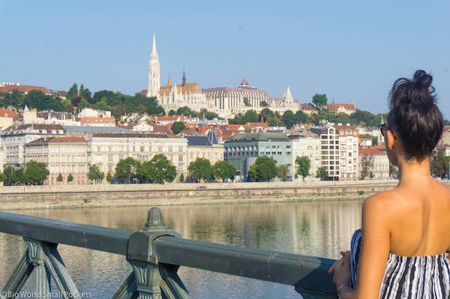 Hungary, Budapest, Me