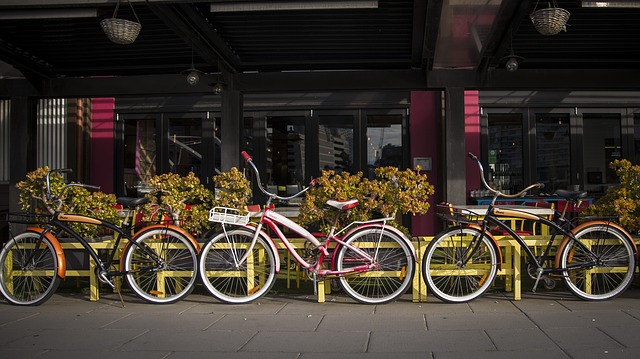 Melbourne, Bicycles, 3