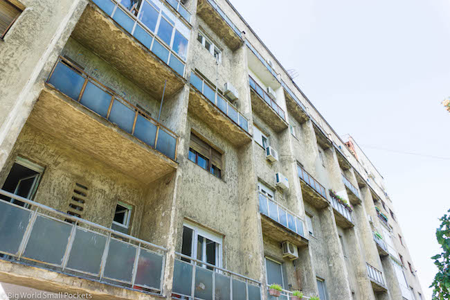 Serbia, Belgrade, Apartments