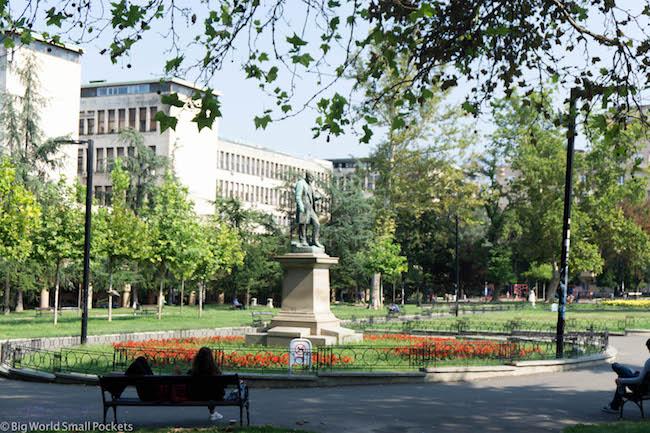 Serbia, Belgrade, Park