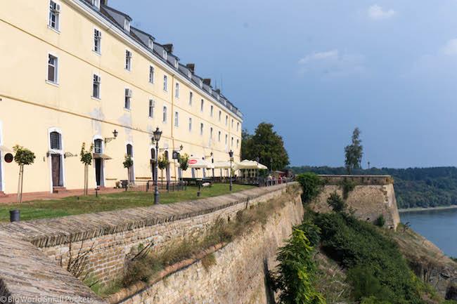 Serbia, Novi Sad, Fortress View