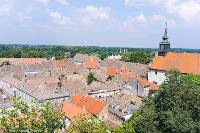 Serbia, Novi Sad, Old Town