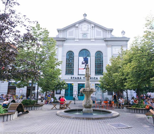 Slovakia, Bratislava, Old Town Hall