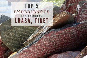 Top 5 Experiences for Tours in Lhasa, Tibet