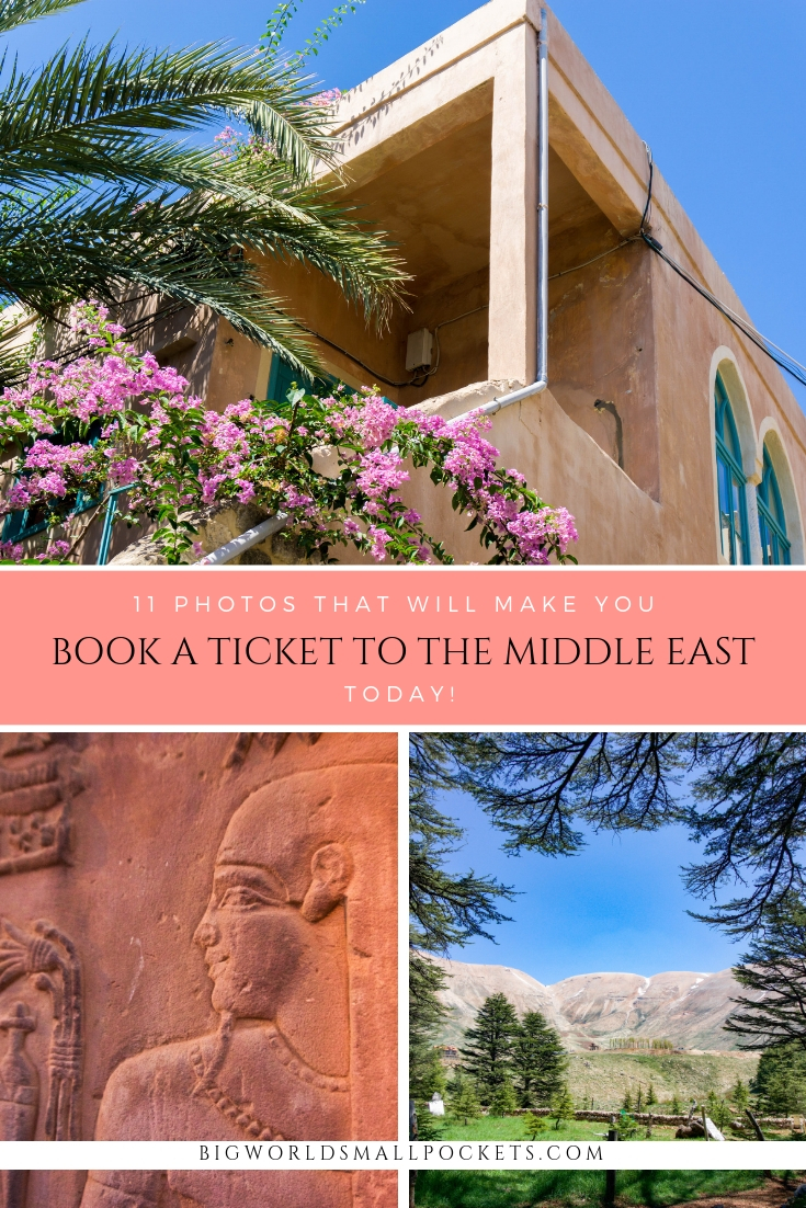 11 Incredible Pictures That Will Make You Book a Trip to the Middle East {Big World Small Pockets}