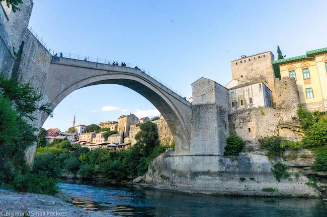 Bosnia, Mostar, Stari Most
