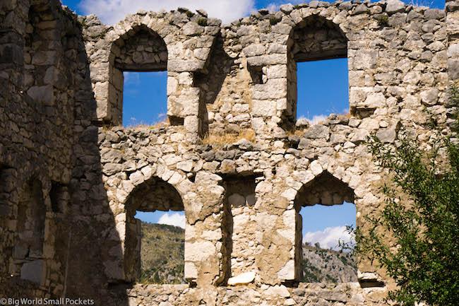 Bosnia, Pocitelj, Fort
