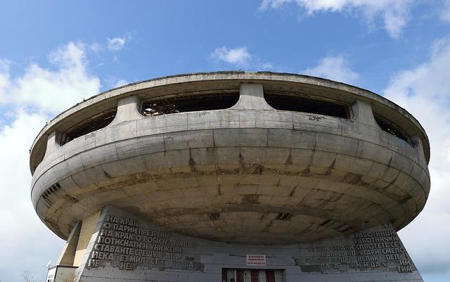 Bulgaria, Veliko Taranovo, UFO Tour