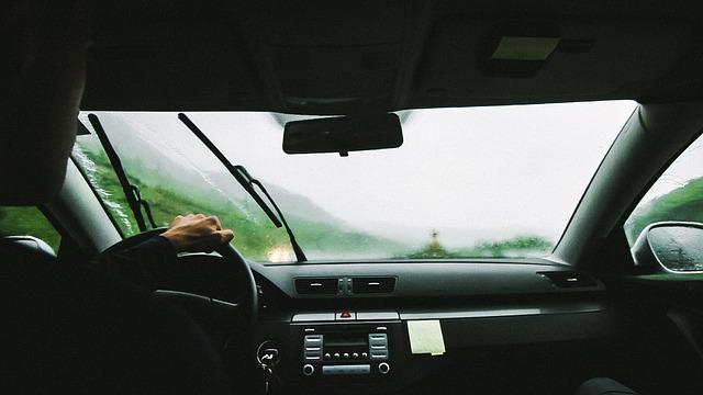 Car, Journey, Window