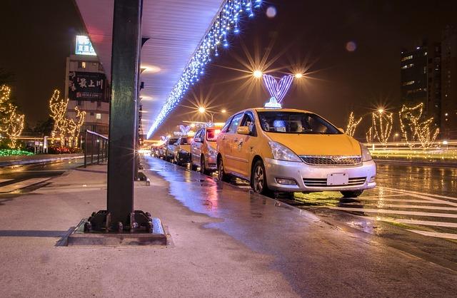 China, Evening, Pick Up