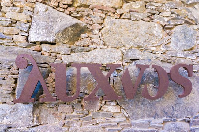 Cyprus, Lyhnos, Sign