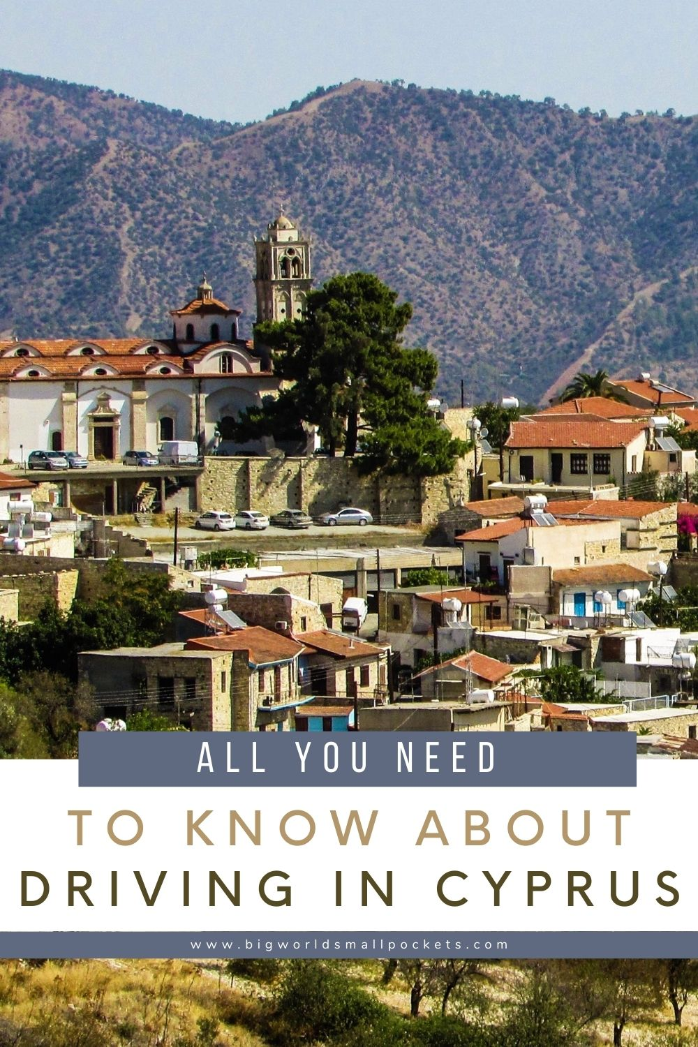 Everything You Need to Know About Driving in Cyprus