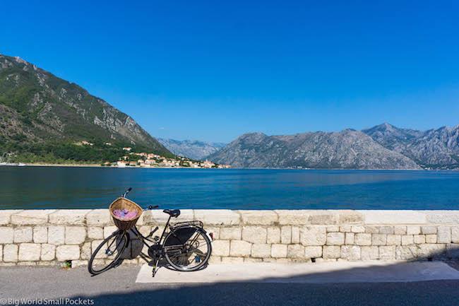 Montenegro, Kotor, Cycling