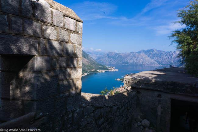 Montenegro, Kotor, Fort Walls