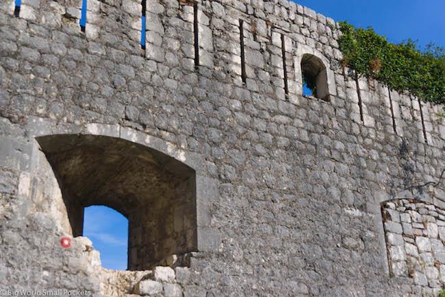 Montenegro, Kotor, Fortress Free Entrance