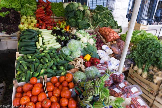 Montenegro, Kotor, Market