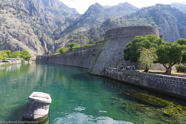 Montenegro, Kotor, River