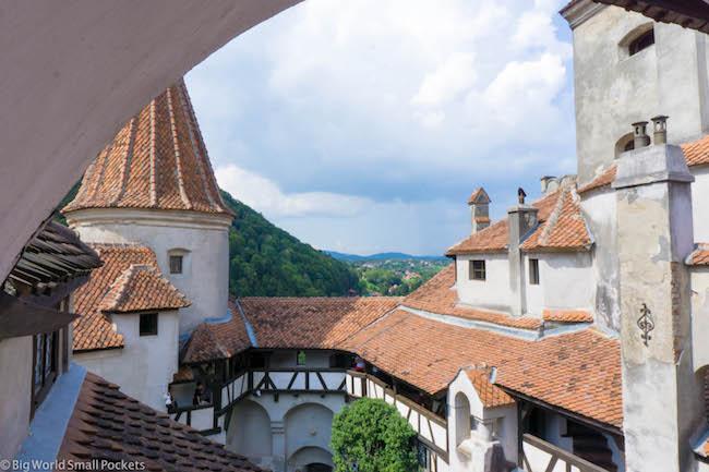 Romania, Transylvania, Bran Castle